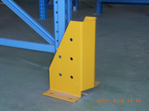 Pallet Rack Foot Safety Protection pictures & photos