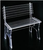 Acrylic Park Bench (922014)