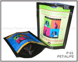 Zipper Dog Food Packaging Pouch pictures & photos