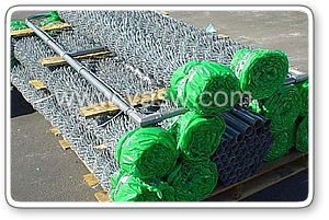 Galvanized Iron Wire Mesh Security Chain Link Fence (anjia-155) pictures & photos