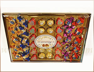 40 Pieces Assorted Big Gift Box Chocolate (S40A)