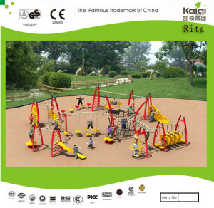 Outdoor Kids Climbing Playground for Ausement Park (KQ9312A) pictures & photos