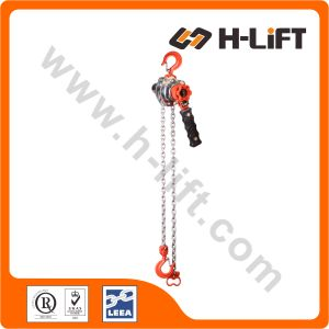 Portable Lever Hoist / Manual Chain Lever Hoist pictures & photos