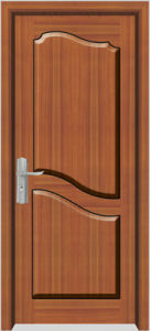 Solid Wooden Door (YFM-8013) pictures & photos