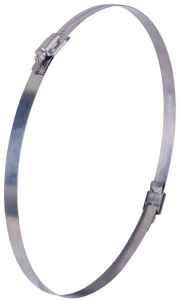 Two Heads Hose Clamp pictures & photos