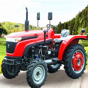45HP 4WD Dual-Stage Clutch Small Tractors for Sale pictures & photos