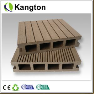 Hollow WPC Decking Flooring (outdoor flooring) pictures & photos