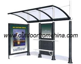 Public Furniture - Bus Shelter/Stop (SE-007)