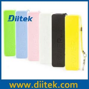 Perfume Power Bank with 2200mAh