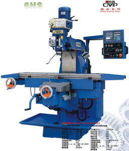 Vertical Turret Milling Machine with CE Approved (6HS1)