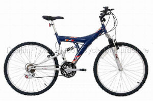 Simple Suspension Mountain Bicycle (MTB-034) pictures & photos