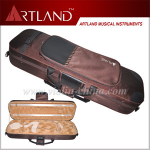 Light Foamed Oblong Violin Case (SVC016A) pictures & photos
