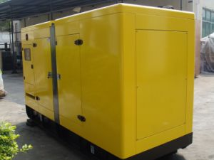 500kVA 400kw Standby Rating Power Silent Cummins Diesel Generator pictures & photos