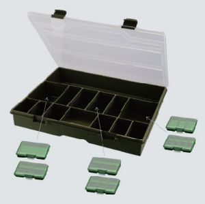 Fishing Tackle Box (H524)