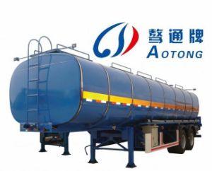 38cbm 3 Axle Bitumen/Asphalt Tanker Truck Semi Trailer pictures & photos