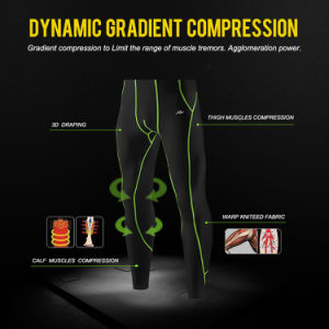 Men′s Sport Leggings Tight Compression Pants for Gym Wear pictures & photos