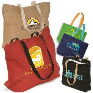 Eco-Green Jute Tote Bag (EOB-20)