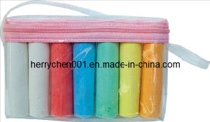 7 Piece Polybag Sidewalk Chalk (SKY-507) pictures & photos