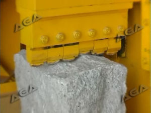 Hydraulic Stone Splitting Machine for Cube Stone (P90) pictures & photos