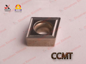 Tungsten Carbide Cutting Tools for Cermet Ccmt pictures & photos