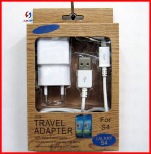 EU 2in1 Mobile USB Charge for Samsung Glaxy S4 pictures & photos