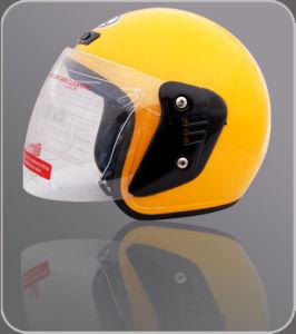 Half Face Motorcycle Helmet (706)