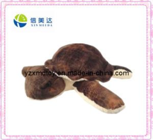 Plush Toy Brown Tortoise Stuffed Toy (XMD-F001) pictures & photos