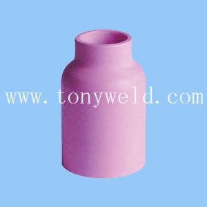 Alumina Gas Lens Nozzle, Weldcraft TIG Welding Torch Parts (57N74)