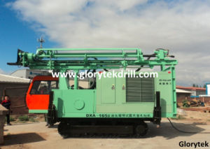 30m Blasthole DTH Drilling Rig with Air Compressor (DXA165) pictures & photos