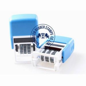Self Inking Date Stamps 4mm pictures & photos