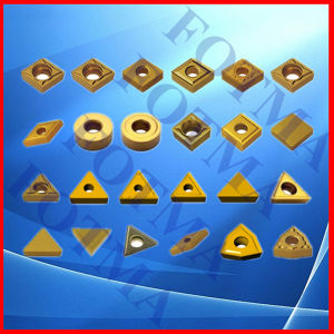 Tungsten Carbide Cutting Tools, CNC Tungsten Carbide Inserts pictures & photos