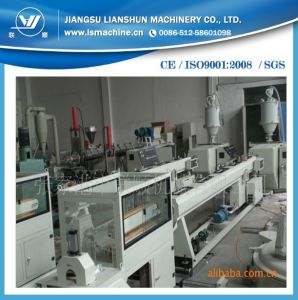 CE/SGS/ISO9001 HDPE/PP/PPR Pipe Production Line/Pipe Make Machine (16-1200mm) pictures & photos