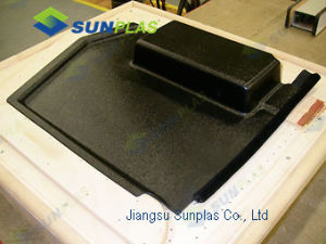 Textured/Embossed/Grain/Patterned ABS Board for Thermoforming Plastic Product pictures & photos