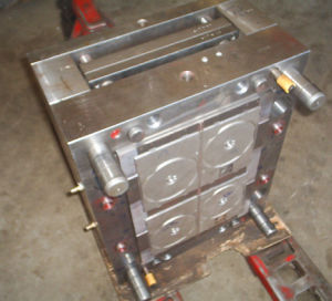 DVD Case Molds, DVD Box Injection Mould