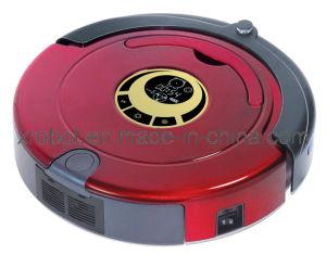 Fire Quiet Robot Vacuum Cleaner