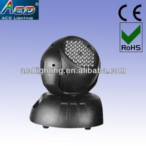 36PCS LED Moving Head Light, LED Mini Moving Head Gobo Light, Sharpy Beam LED Moving Head Lighting