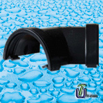 PVC Round Rainwater System BS4576 Standard pictures & photos