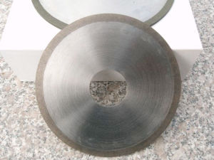 Continuous Diamond Saw Blade for Glass Cutting pictures & photos