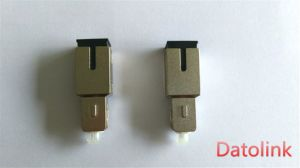 Sc-Upc Metal Style Fiber Optic Attenuator pictures & photos