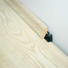 Laminate Flooring Mouldings / Accessory - Skirting 45-1 pictures & photos