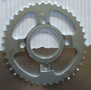 Motorcycle Sprocket for Honda Tmx-41t pictures & photos
