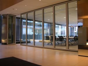 Movable Glass Partition Walls/Glass Wall pictures & photos