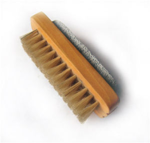 Natural Bristle Nail Brush (TF4031)