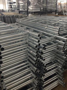 Ringlock Scaffolding Ladder for Sale pictures & photos