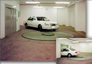Carport Rotary System