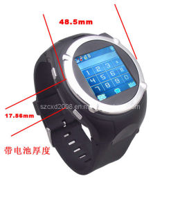 Quad Band Watch Cell Phone (CXD-MQ998)