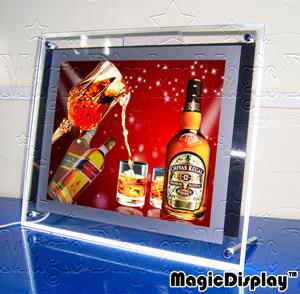 Magic Animation Crystal Light Box (MDCAD)