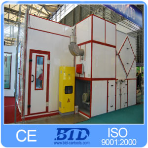 Btd Quick Drying Paint Spray Booth Auto for Car Tools pictures & photos