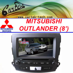 Mitsubishi Outlander Special Car DVD Player