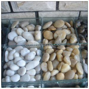 Colorful Cobble and Pebble Paving Stone pictures & photos
